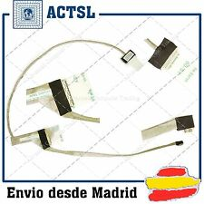 """Toshiba Satellite A660 A665 A665D laptop LCD LED LVDS cable 16"""" DC020012110 NEW"""