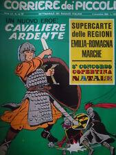 Corriere dei Piccoli 44 1968  Michel Vaillant  [C17]