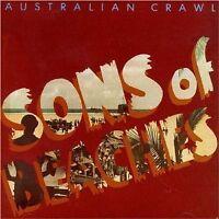 AUSTRALIAN CRAWL Sons Of Beaches CD BRAND NEW James Reyne