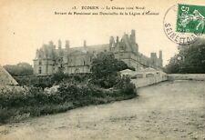 ECOUEN Château côté Nord servant de Pensionnat aux Demoiselles Légion d'Honneur