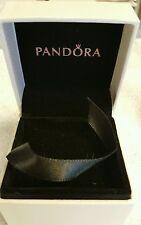 Pandora Charm  Box , Bead Gift Box lot of 1. NEW