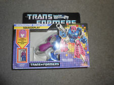 G1 transformers headmaster Squeezeplay Brand New Sealed AFA Ready