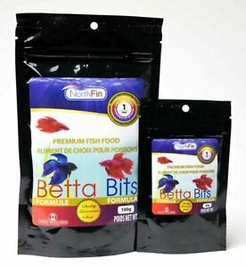 NorthFin Betta Bits / Super Betta