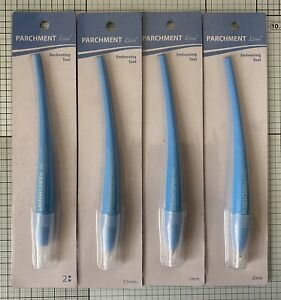 Parchment Lace Embossing & Perforating Tools