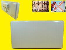 Sat-Anlage Sat-Spiegel mit eingebauten LNB/Flachantenne für 2 Teilnehmer/ 55cm