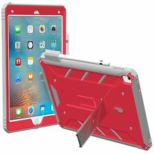 Poetic Revolution Rugged Protective Case w/ Screen for Apple iPad Pro 9.7 Pink