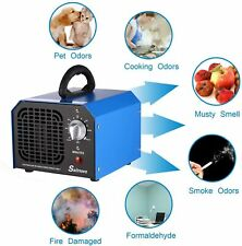 Ozone Generator Machine 6000mg/h Commercial Industrial Pro Air Purifier Ionizer;