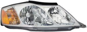 Headlight Lens-Assembly Right Dorman 1590841 fits 00-04 Toyota Avalon