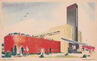 (U)  1933 Chicago World's Fair - Century of Progress - Italian Building Exterior
