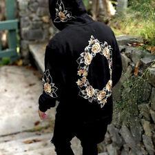 Fashion Men's Hoodie Sweatshirt Hooded Tops Jacket Coat Outwear Jumper Pullover