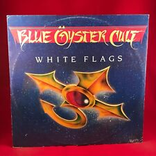 "BLUE OYSTER CULT White Flags 1985 UK 12"" Vinyl Single EXCELLENT CONDITION"