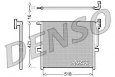 Kondensator, Klimaanlage DENSO DCN05001 für BMW