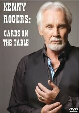 KENNY ROGERS: CARDS ON THE TABLE - BBC MUSIC DOCUMENTARY DVD (2014)