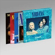 "Nirvana, Nevermind, The Singles, 4X10"" Box Set,"