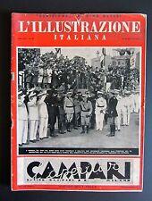 1938 CALCIO ITALIA CAMPIONE DEL MONDO Friuli Ledra - Tagliamento FARFA IN SABINA