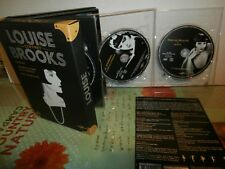 "Coffret Deluxe Louise Brooks 3 DVD""Loulou/Journal d'une fille perdue +++rare"