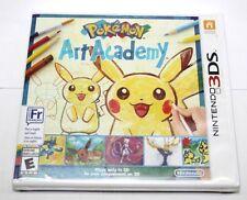 Pokemon Art Academy (Nintendo 3DS, 2014) Brand New Sealed Fast Shipping