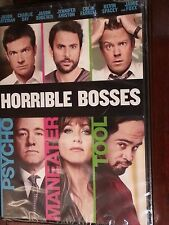 SEALED Horrible Bosses - DVD Newline Cinema Jason Bateman Jason Sudeikis