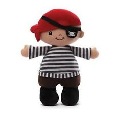 NEW Baby Gund Lil' Matey Pirate Doll 25cm