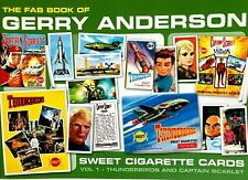 THE FAB BOOK OF GERRY ANDERSON SWEET CIGARETTE CARDS - VOLUME 1