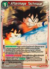 Dragon Ball Super - BT5-023 - Afterimage Technique - Common