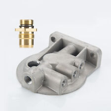 diesel fuel filter housing header idi fit ford f250 f350 6 9l 7 3l f2tz-