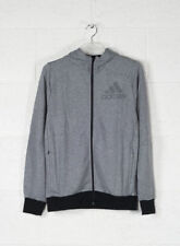 Adidas Prime hoodie Uomo Multicolore (grau/schwarz) M Sport 4056559988487