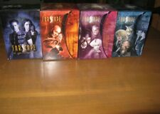 Farscape Complete Series Seasons 1,2,3, and 4 DVDs