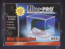 Ultra Pro Football &  Baseball Mini Helmet Holders Display Case Stock 81518