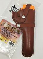 "With 2 1//2/"" Barrel Gun Belt holster For Smith /& Wesson 586,686,686+ 7 SHOT"