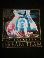 Vintage Nike Michael Jordan 1991 Dream Team USA Olympics T Shirt SZ XL Bulls