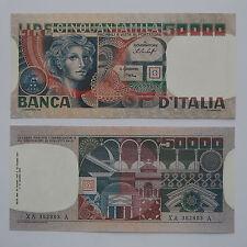 REPRODUCCION COPY 50.000 LIRE VOLTO DI DONNA FDS ITALIA 50000 ANNI 80 VECCHIE