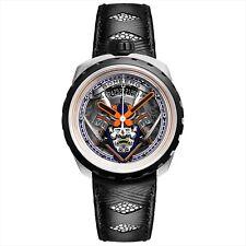 BOMBERG BS45ASP.042-1.3 Samurai Black Automatic Watch BOLT-68 45mm Swiss Made