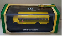 DIE CAST SCHOOL BUS GMC B-SERIES 1979  SCALA 1/72 EDITIONS ATLAS  [138]