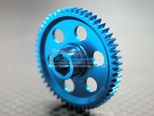 TEAM ASSOCATED RC18 RC18MT RC18B 54 TOOTH GPM BLUE ALUMINUM SPUR GEAR HAR054T