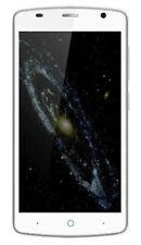 Teléfonos móviles libres blancos ZTE con conexión 3G