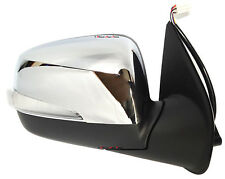 NEW DOOR MIRROR (ELECTRIC CHROME INDICATOR) for HOLDEN RODEO RA 2006-2008 RIGHT