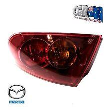 Tail Light Lamp Mazda 3 BK Series 1 LH Red Lens Genuine New BN8V-51-160E