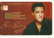 RARE / CARTE TELEPHONIQUE - ELVIS PRESLEY / PHONECARD TELEPHONE CARD