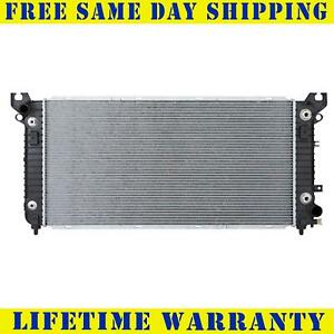 Radiator For 2014-2017 Chevy 1500 Tahoe GMC Sierra Yukon Escalade 5.3L 6.2L
