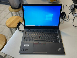 Lenovo X1 Carbon gen 3 - i7-5600, 8GB RAM, 240SSD Win10 Pro