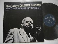COLEMAN HAWKINS TINY GRIMES RAY BRYANT VINYL STEREO LP PRESTIGE SVST 2035 USA