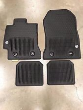 2013-2017 Toyota 86 Or FR-S All Weather Rubber Floor Mats Genuine PT908-18170-20