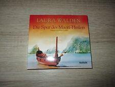 Laura Walden -- Die Spur Des Maori-Heilers --- 6 CD