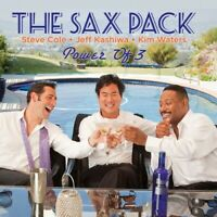 The Sax Pack - Power of 3 [Used Very Good CD]