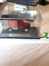Lledo Days Gone 1948 London Olympic Games 1:55 Delivery Box Truck In Display
