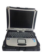 "10.1"" Panasonic ToughBook CF-19 MK6 i5 3rd 8GB 240SSD GPS WiFi BT Touch"