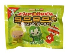 GoGo Crazy Bones Series 3  Packets ~ Explorer ~ Free Bag(s) With 10 or More!