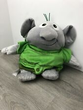 "10"" Disney Store Exclusive Frozen Reversible Rock Troll Plush Stuffed Toy, EUC"