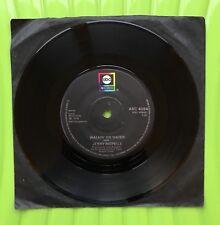 "Jerry Riopelle - Walkin' On Water ABC 4084 RARE 7"" Single"